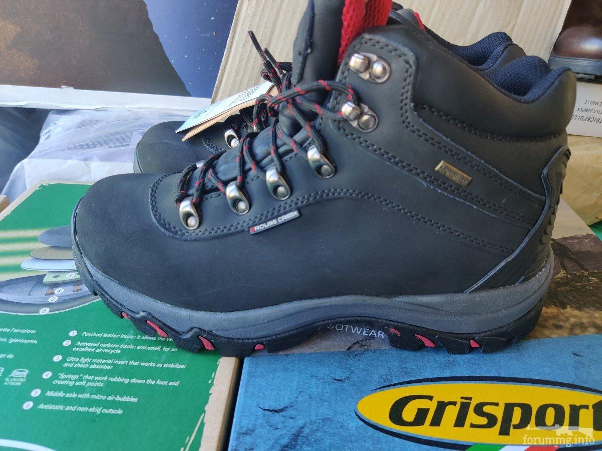 138727 - Новые ботинки Grouse Creek Waterproof 43-45р