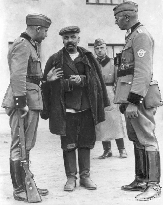 138836 - Военное фото 1941-1945 г.г. Восточный фронт.