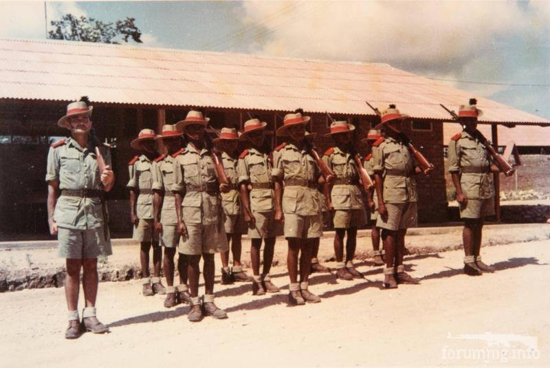 138839 - Папуа 1949-62 гг