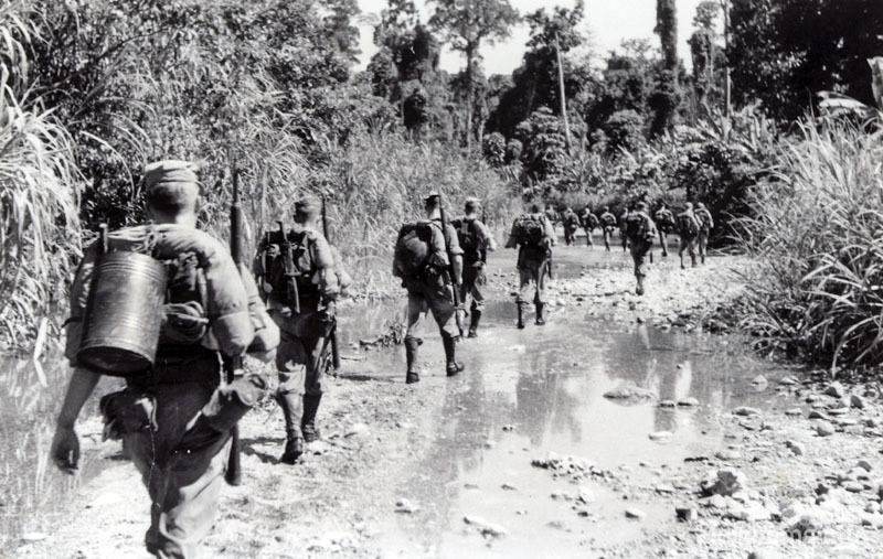 138842 - Папуа 1949-62 гг