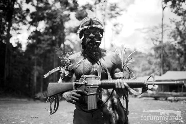 138844 - Папуа 1949-62 гг