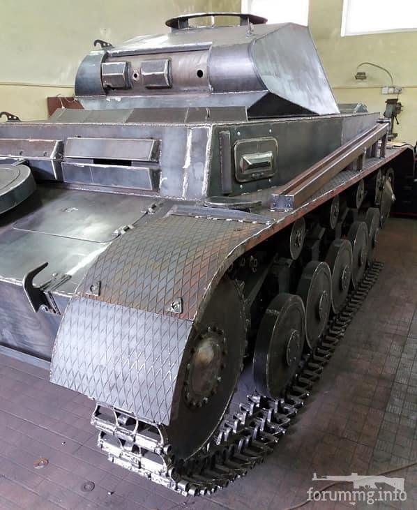 138971 - Деревянный танк