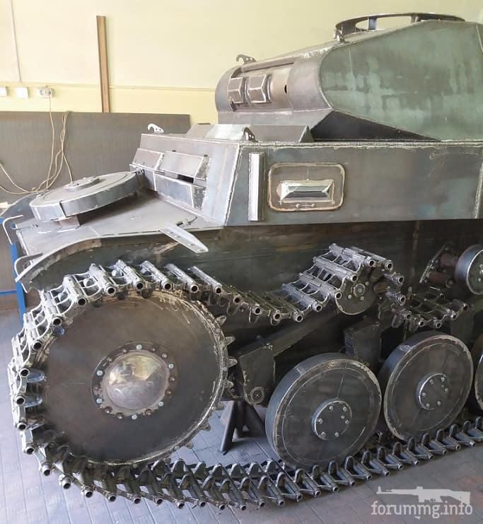 138972 - Деревянный танк