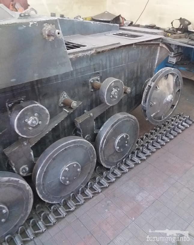 138973 - Деревянный танк