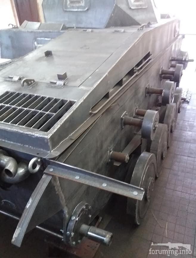 138974 - Деревянный танк
