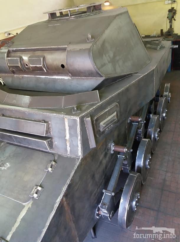 138976 - Деревянный танк