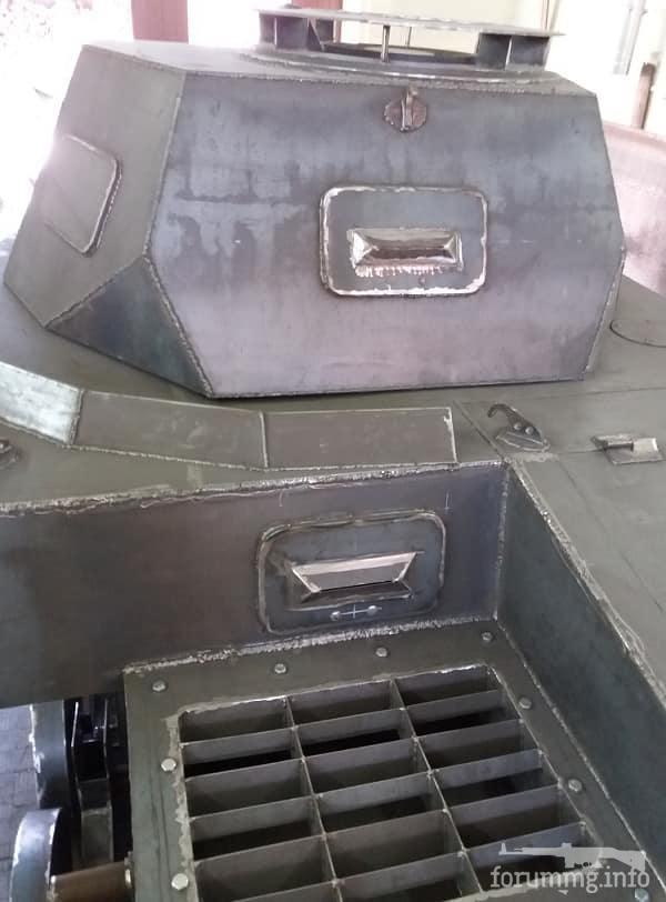 138977 - Деревянный танк