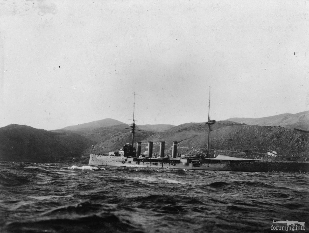 138984 - Броненосцы, дредноуты, линкоры и крейсера Британии