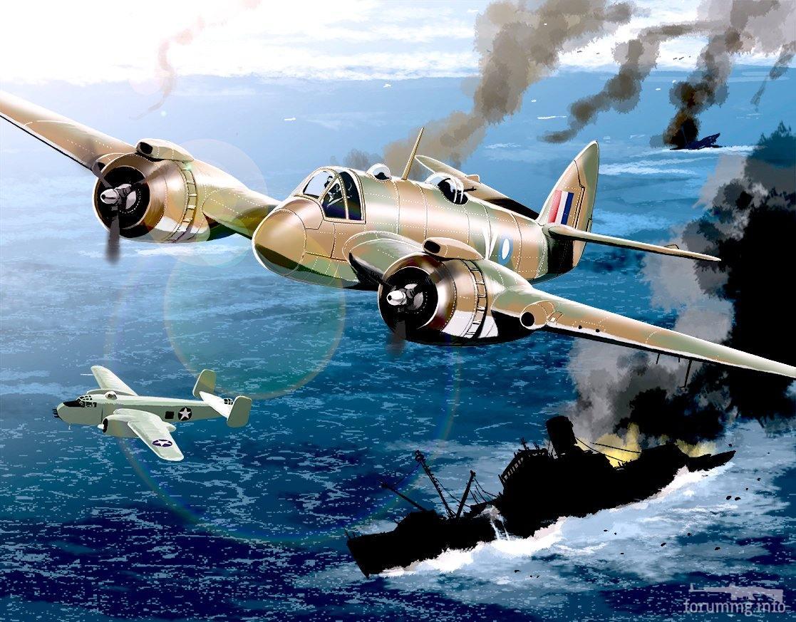 139207 - Художественные картины на авиационную тематику