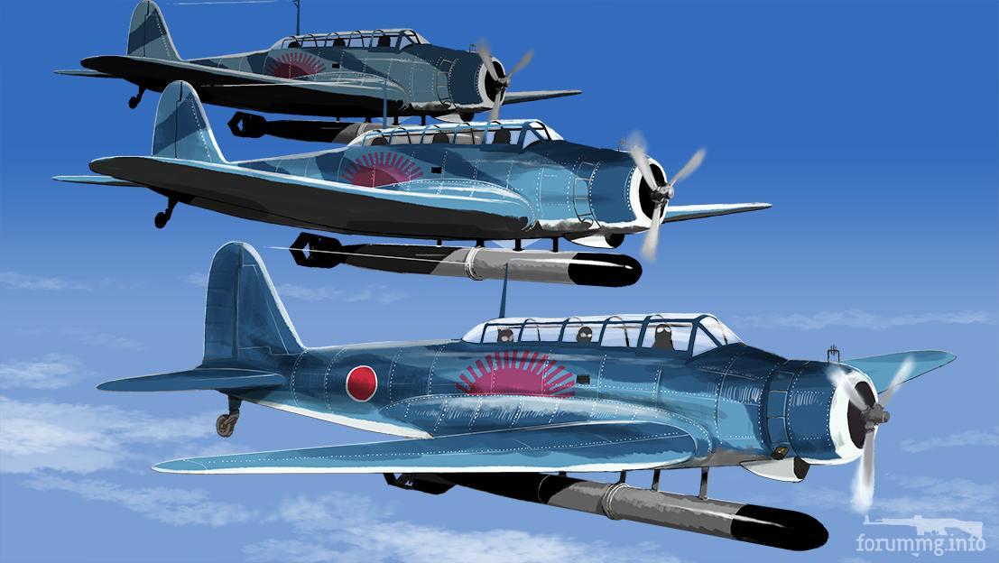 139208 - Художественные картины на авиационную тематику