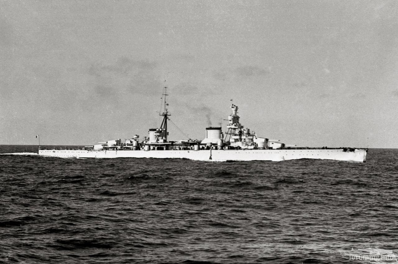 139398 - Тяжелый крейсер Trieste