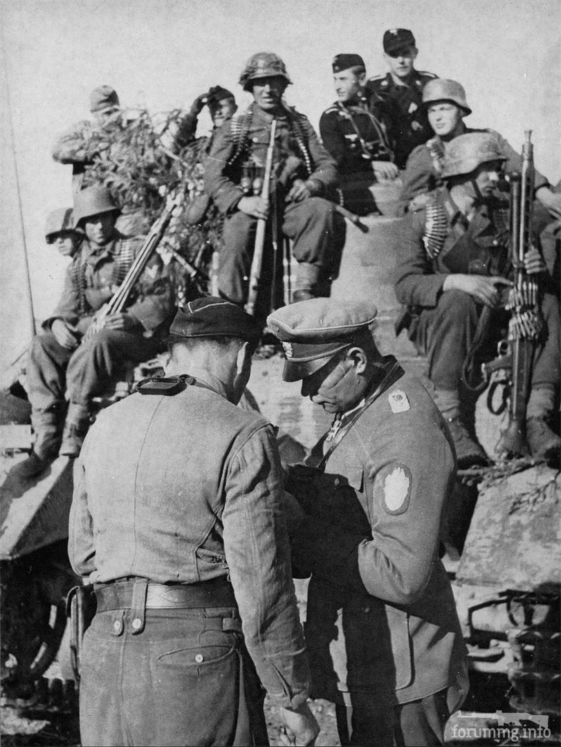 139589 - Военное фото 1941-1945 г.г. Восточный фронт.