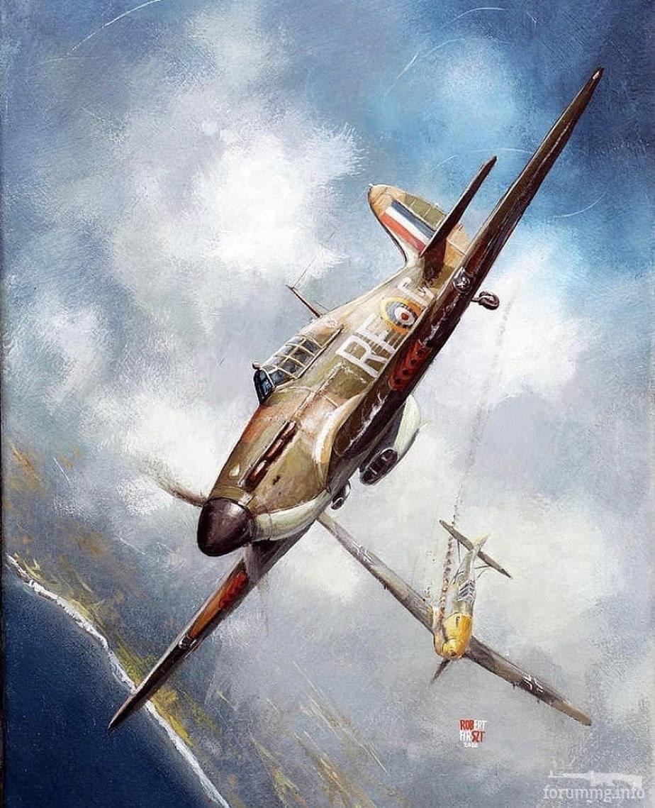 139935 - Художественные картины на авиационную тематику