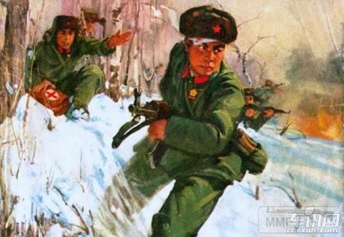 14004 - Военный конфликт СССР и Китая - Остров Даманский 1969 год