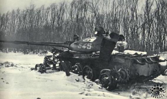 14007 - Военный конфликт СССР и Китая - Остров Даманский 1969 год
