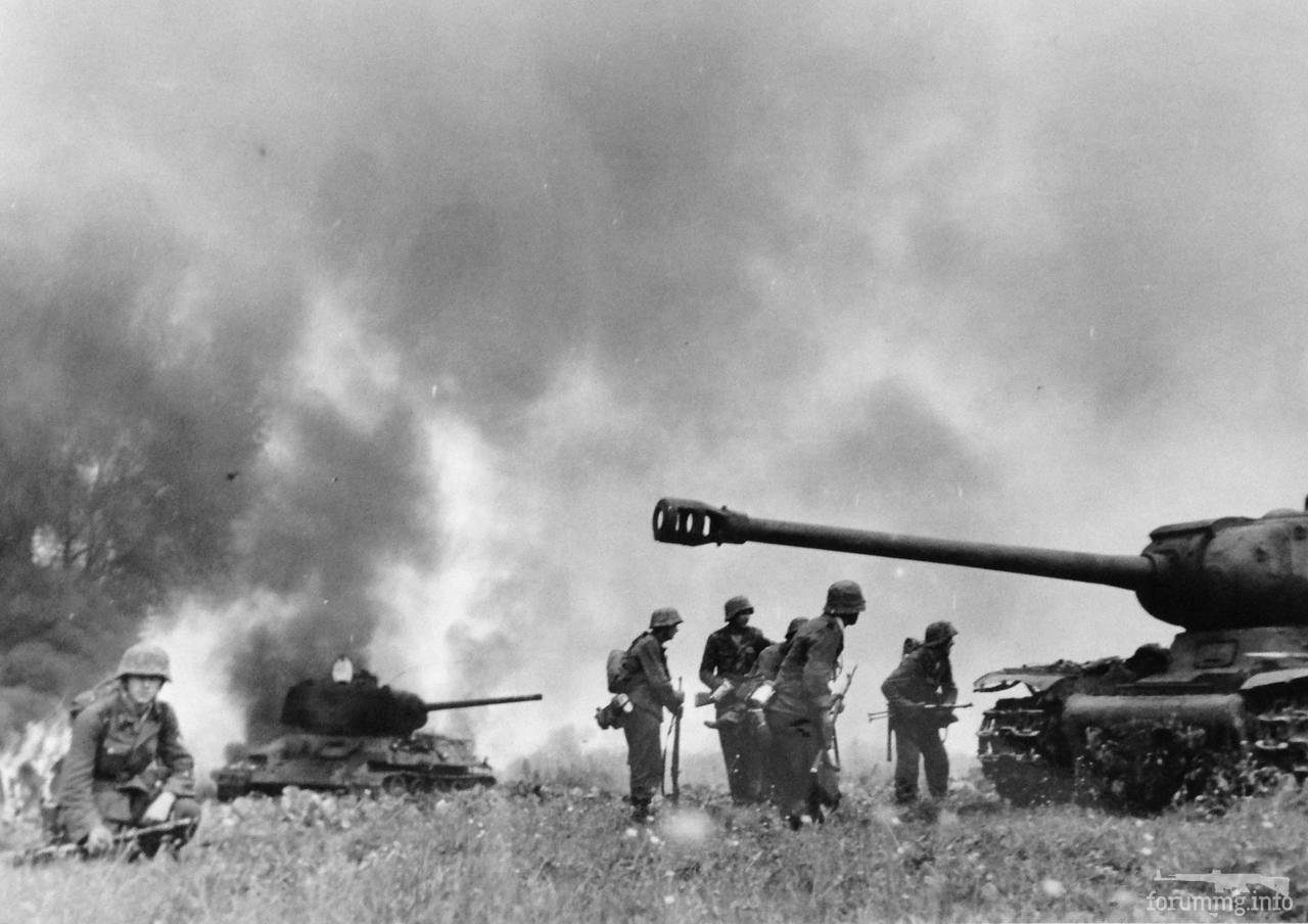 140071 - Военное фото 1941-1945 г.г. Восточный фронт.