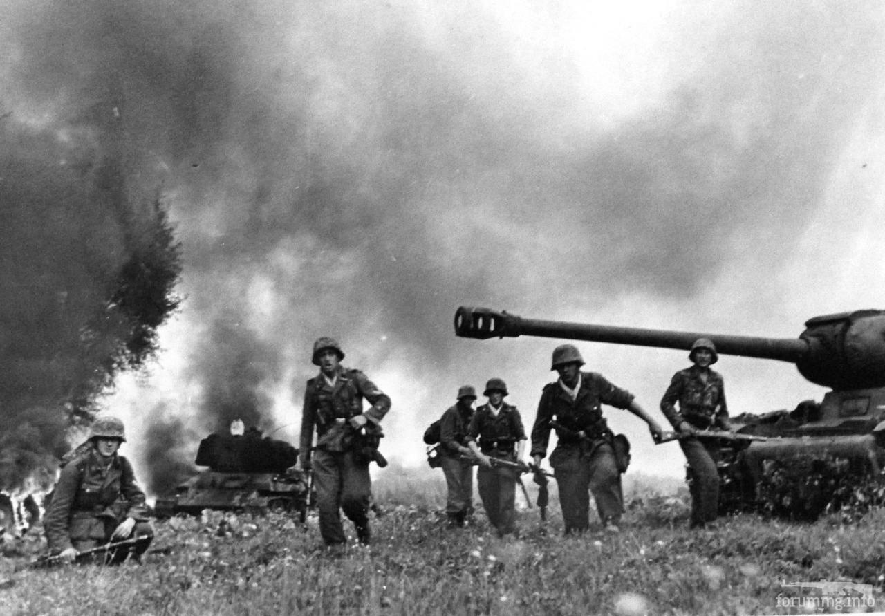 140072 - Военное фото 1941-1945 г.г. Восточный фронт.