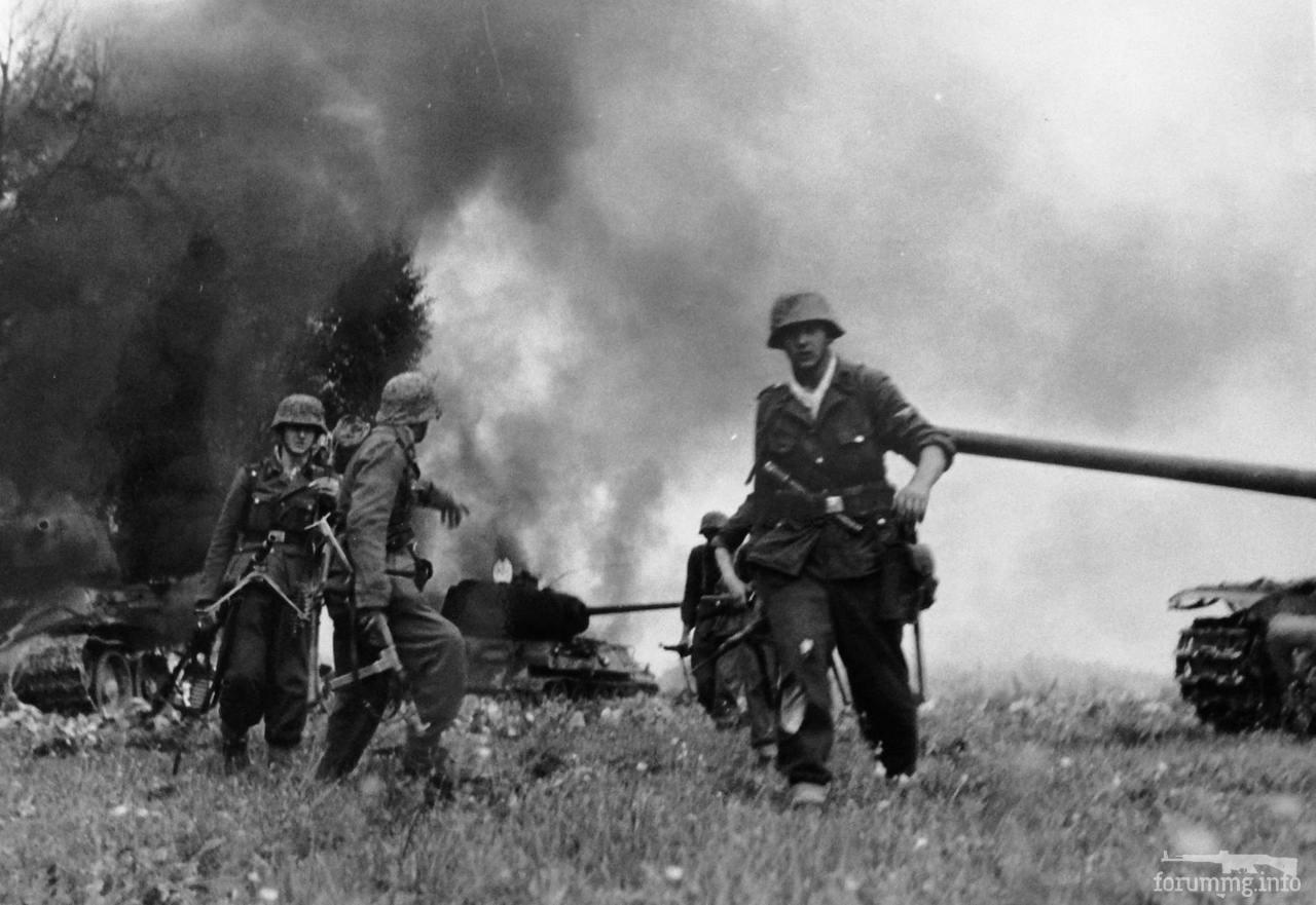 140073 - Военное фото 1941-1945 г.г. Восточный фронт.