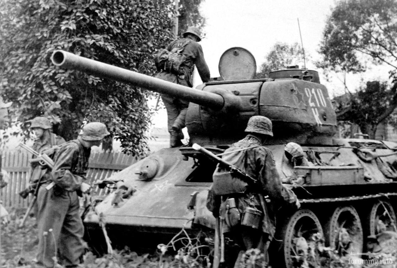140075 - Военное фото 1941-1945 г.г. Восточный фронт.