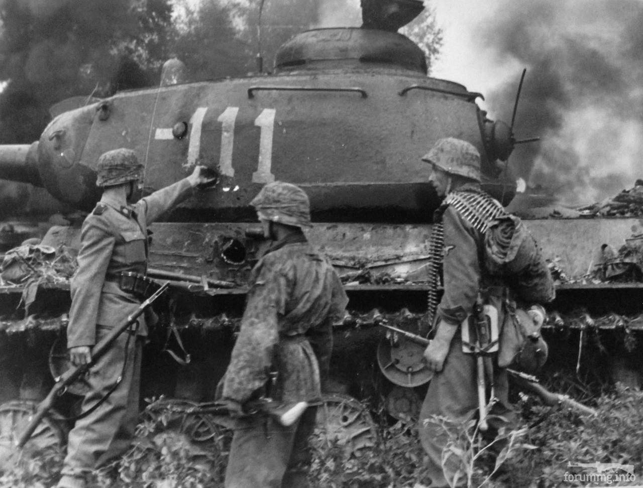 140076 - Военное фото 1941-1945 г.г. Восточный фронт.
