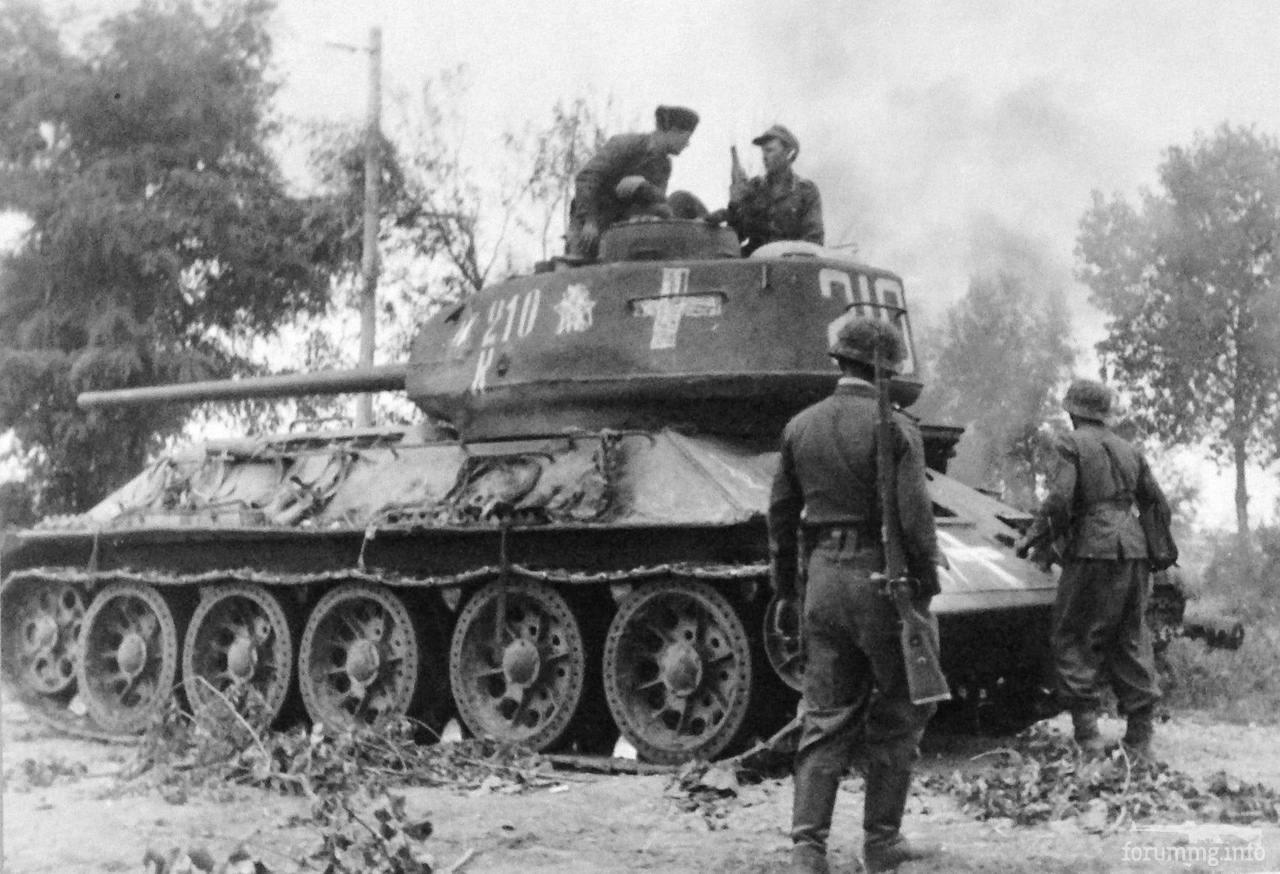140077 - Военное фото 1941-1945 г.г. Восточный фронт.