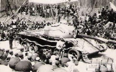 14011 - Военный конфликт СССР и Китая - Остров Даманский 1969 год