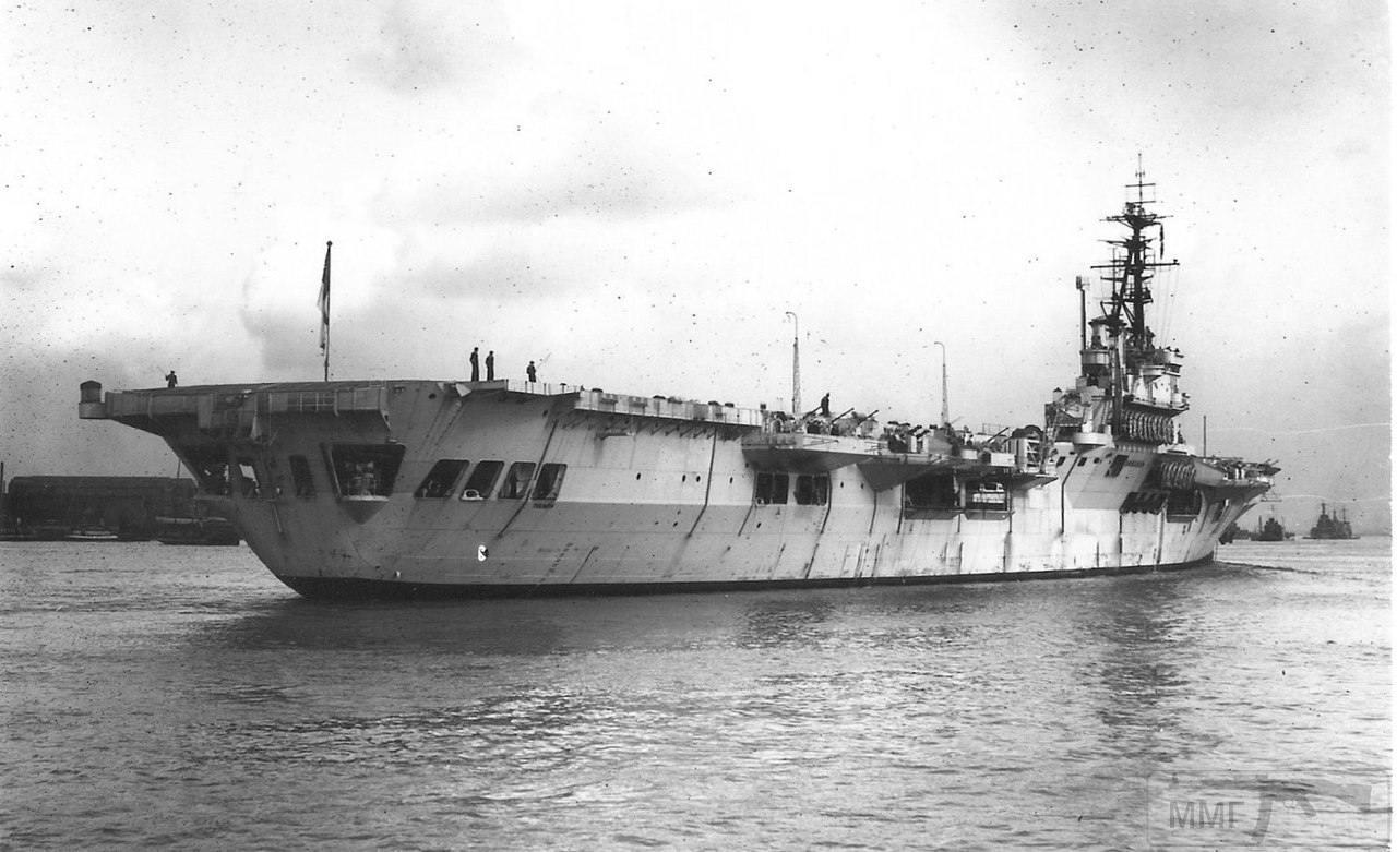 14013 - HMS Triumph, 1946 г.