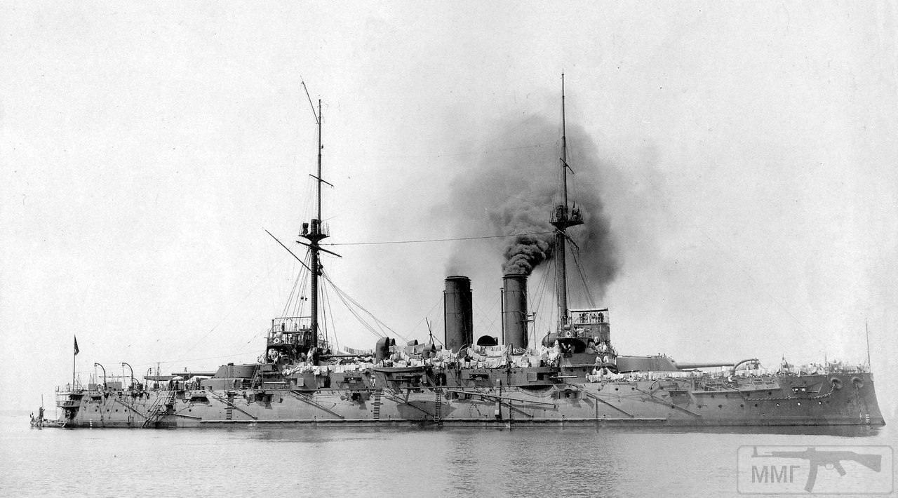 14018 - IJN Asahi, 1906