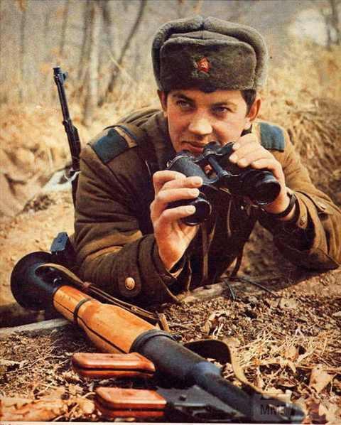 14039 - Единственный оставшийся в живых с заставы «Нижне-Михайловская» младший сержант Юрий Бабанский.