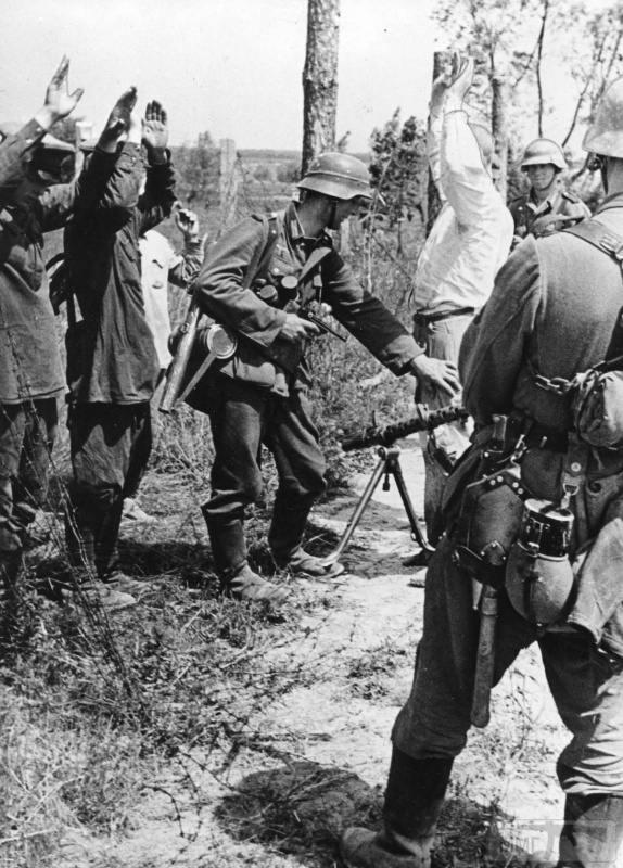 14064 - Лето 1941г,немецкие фото.