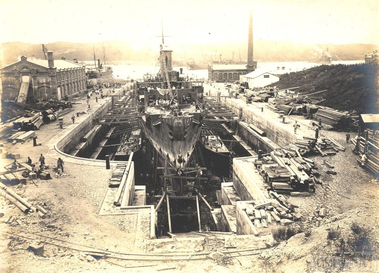14144 - Паровой флот Российской Империи