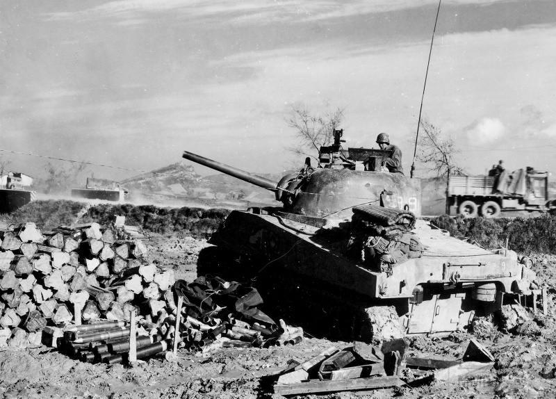 14212 - Военное фото 1939-1945 г.г. Западный фронт и Африка.