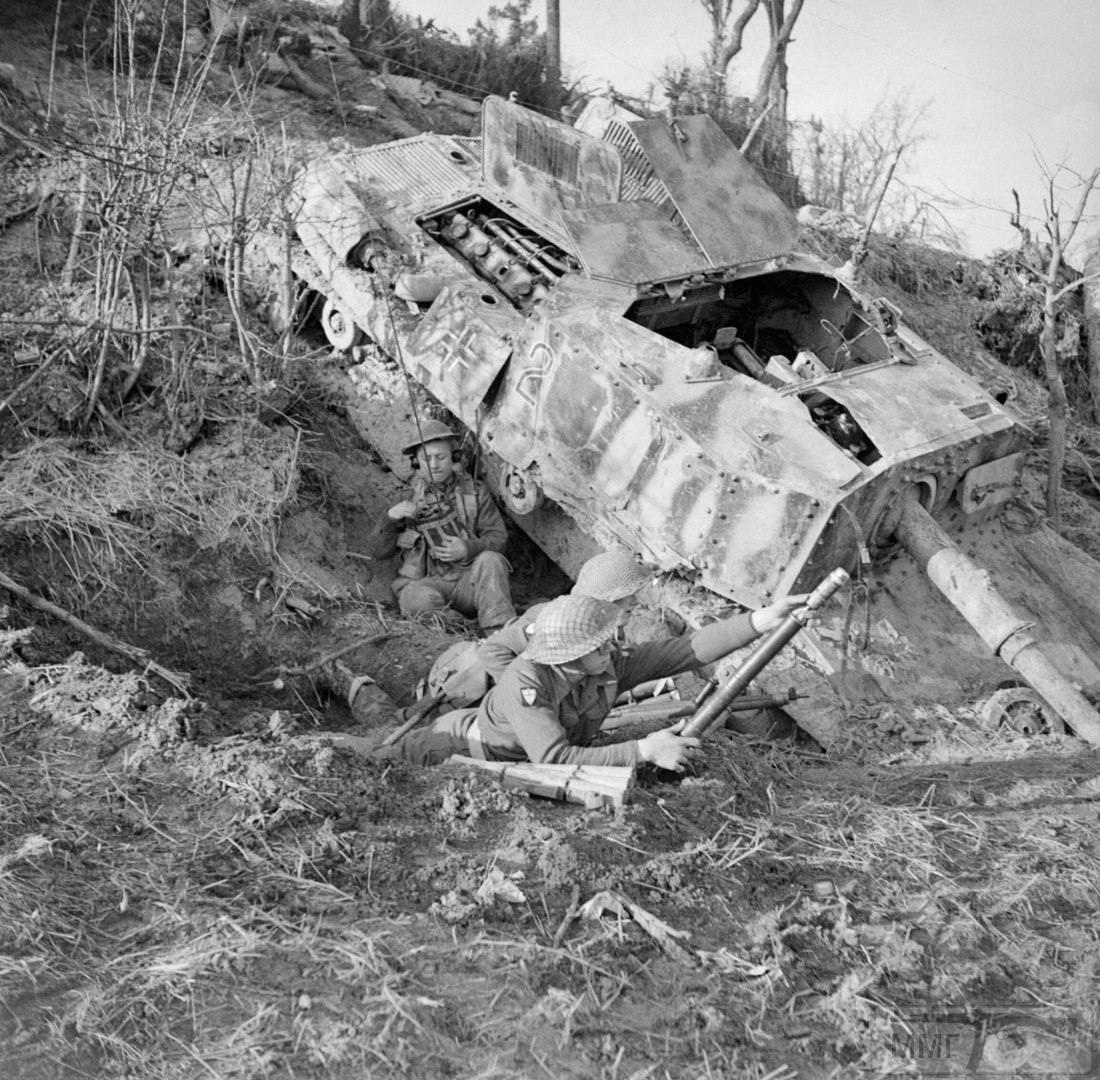 14216 - Военное фото 1939-1945 г.г. Западный фронт и Африка.