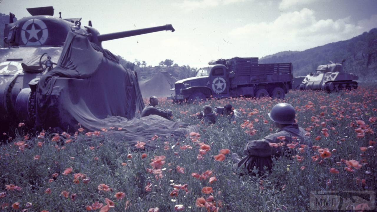 14219 - Военное фото 1939-1945 г.г. Западный фронт и Африка.