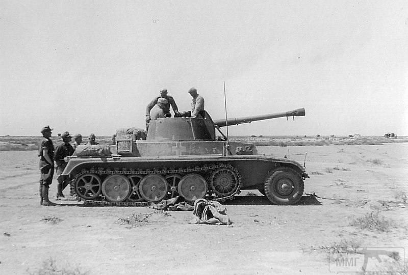 14221 - Военное фото 1939-1945 г.г. Западный фронт и Африка.