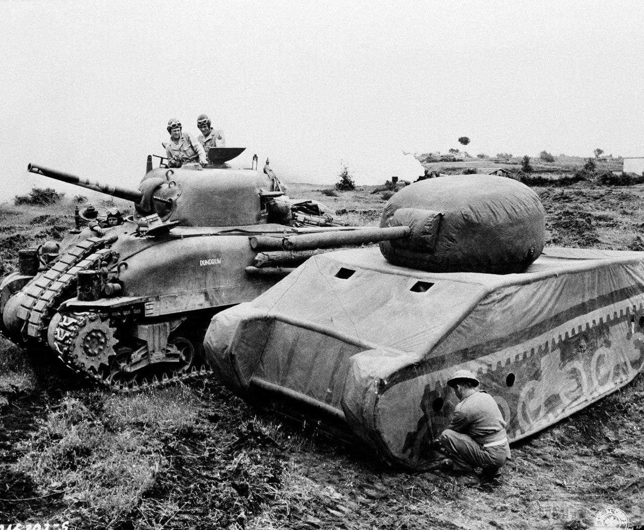 14223 - Военное фото 1939-1945 г.г. Западный фронт и Африка.