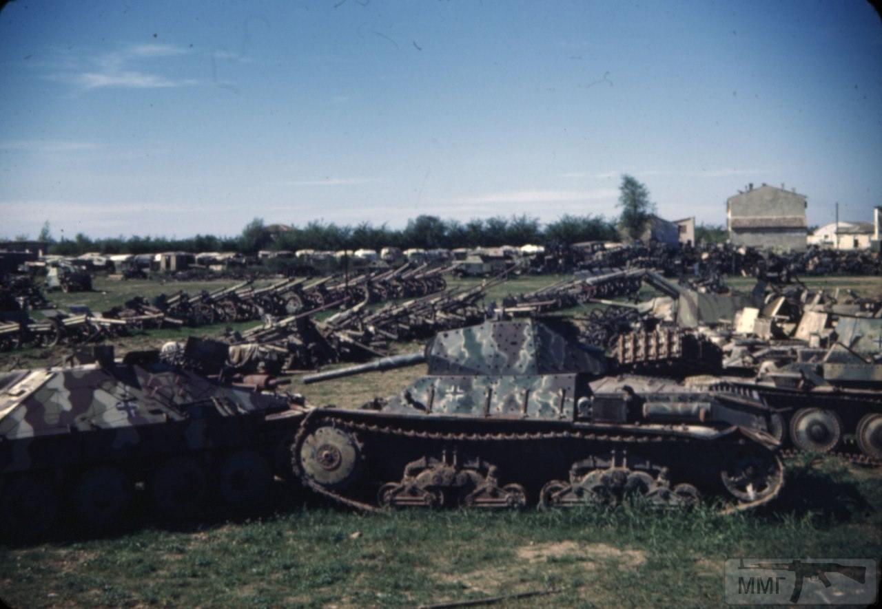 14227 - Военное фото 1939-1945 г.г. Западный фронт и Африка.