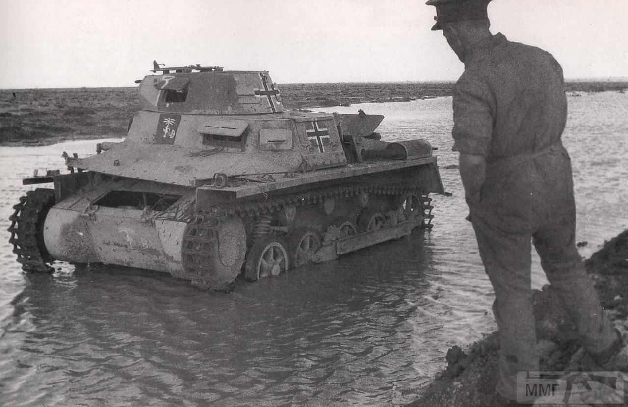 14229 - Военное фото 1939-1945 г.г. Западный фронт и Африка.