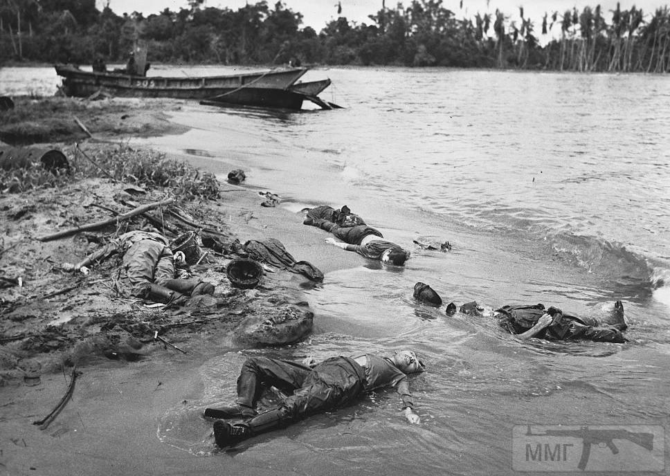 14238 - Военное фото 1941-1945 г.г. Тихий океан.