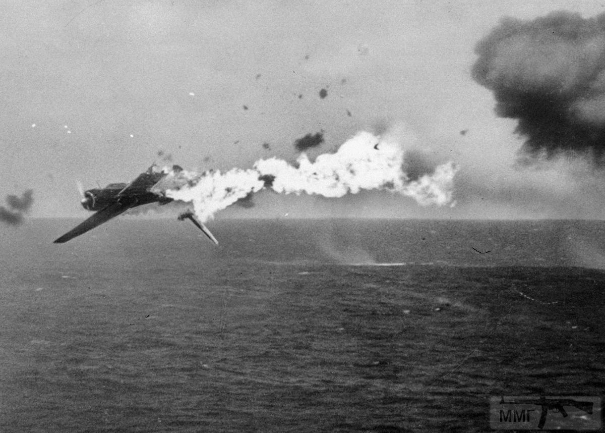 14242 - Военное фото 1941-1945 г.г. Тихий океан.