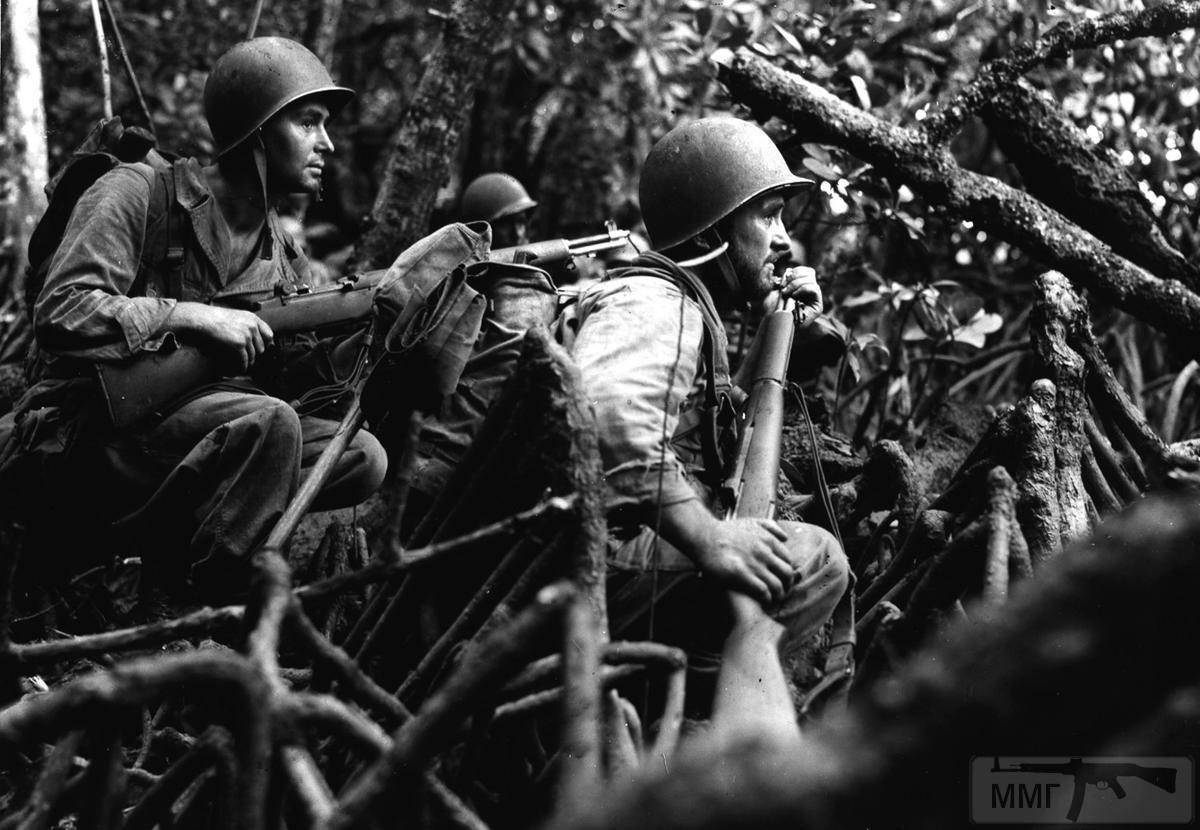 14243 - Военное фото 1941-1945 г.г. Тихий океан.