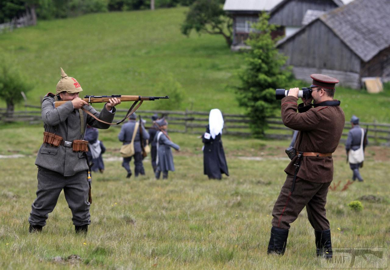 14262 - Румыния, 15 июня 2013 года, реконструкция Первой мировой.
