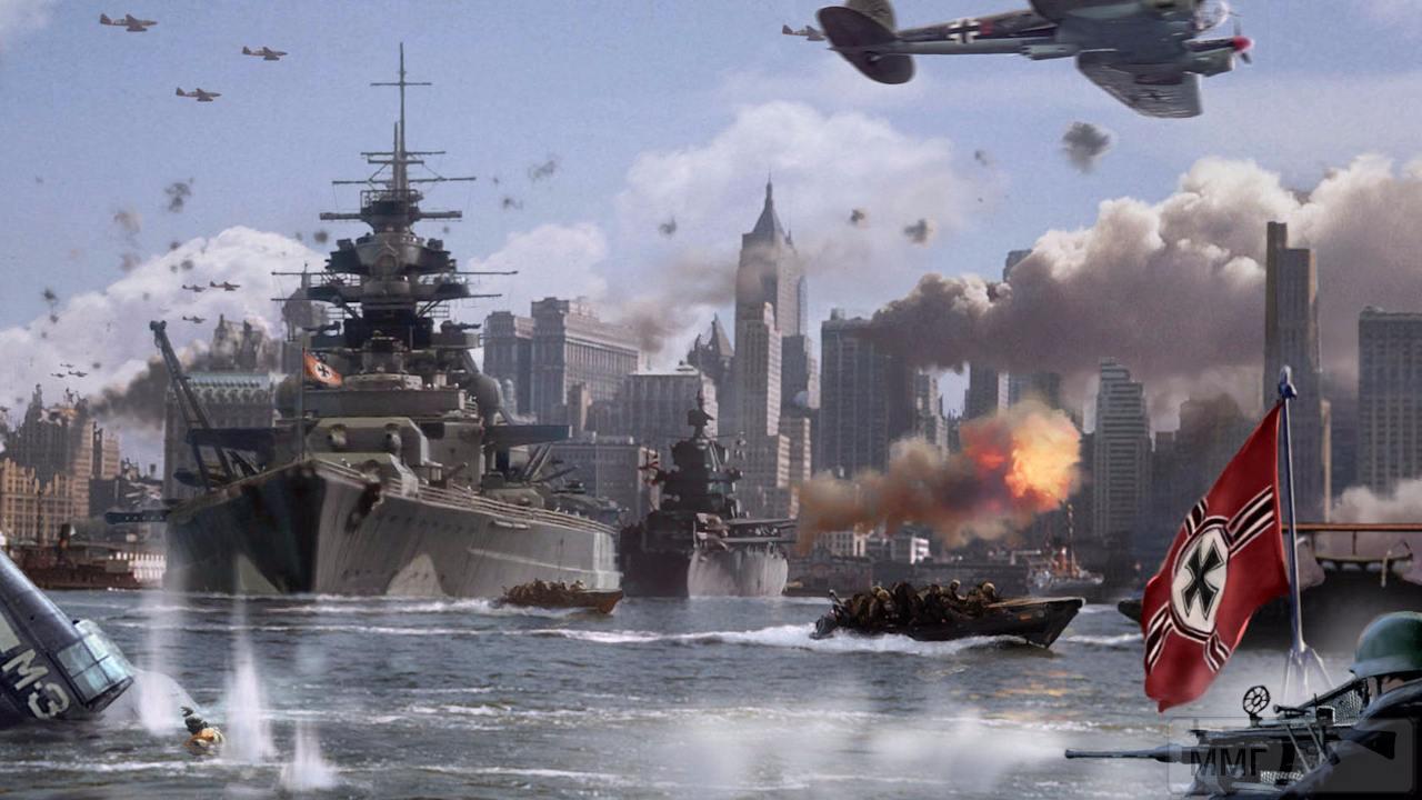 14274 - США vs Германия