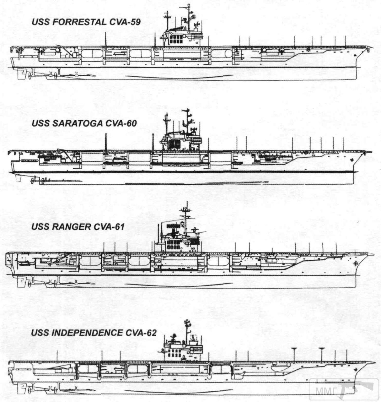 14290 - Два авианосца