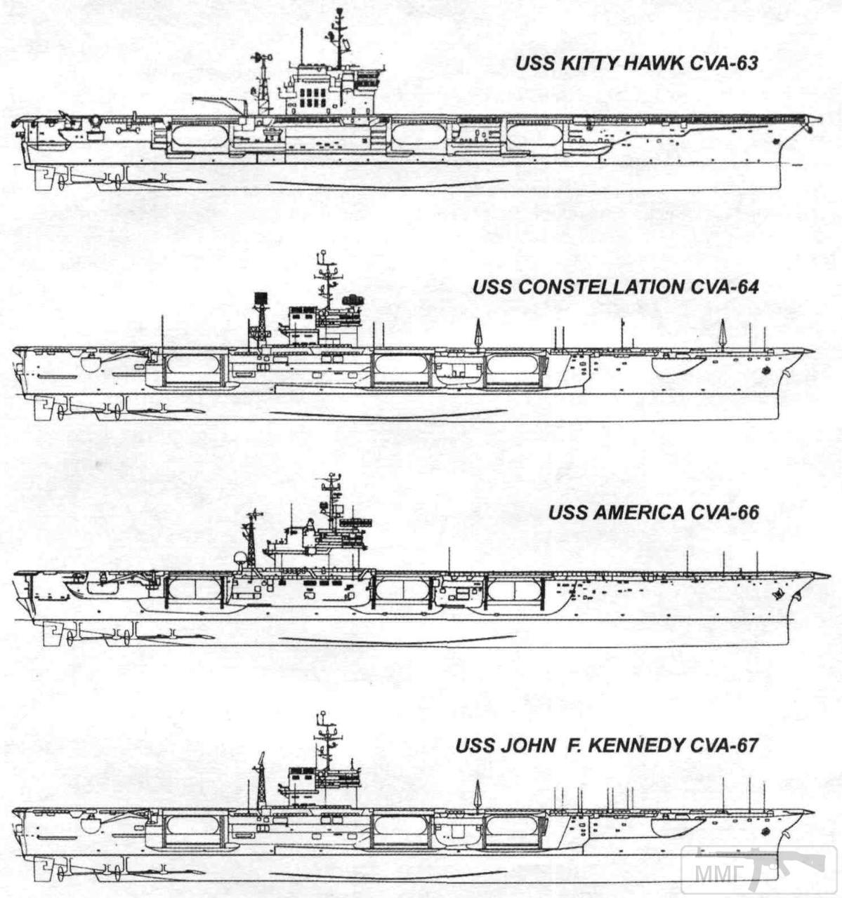 14291 - Два авианосца