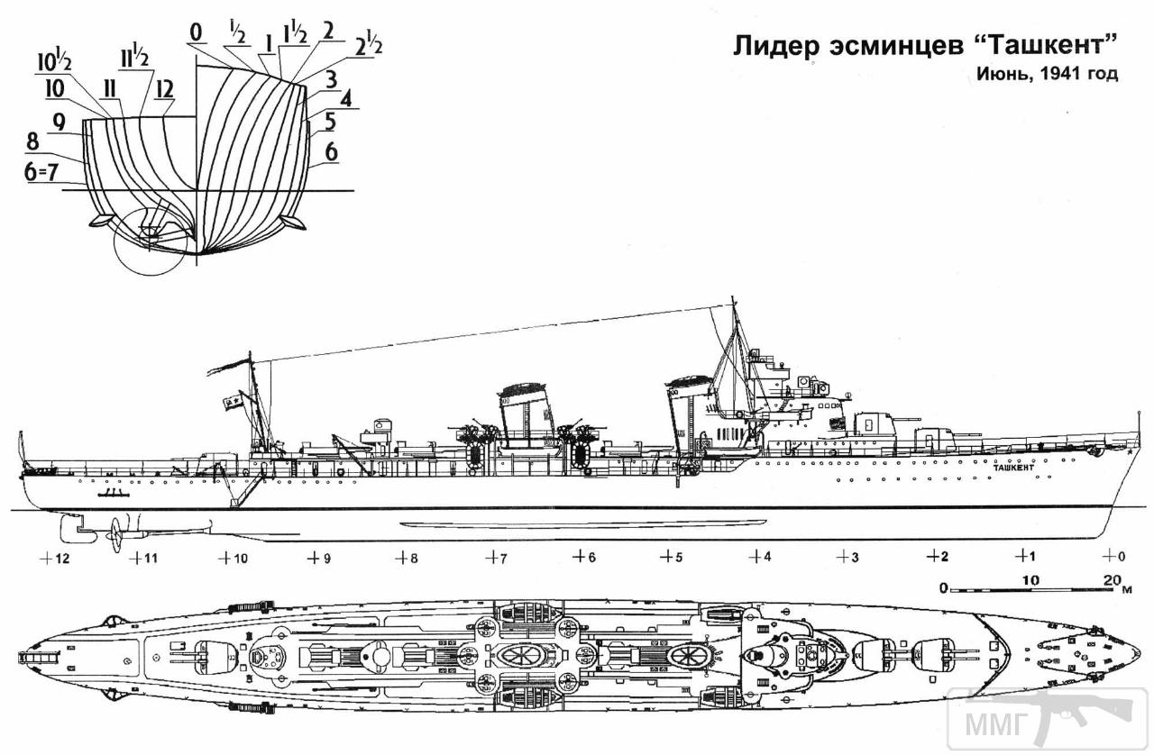14494 - ЧФ СССР во Второй мировой