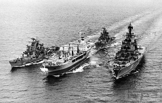 14618 - ВМФ СССР