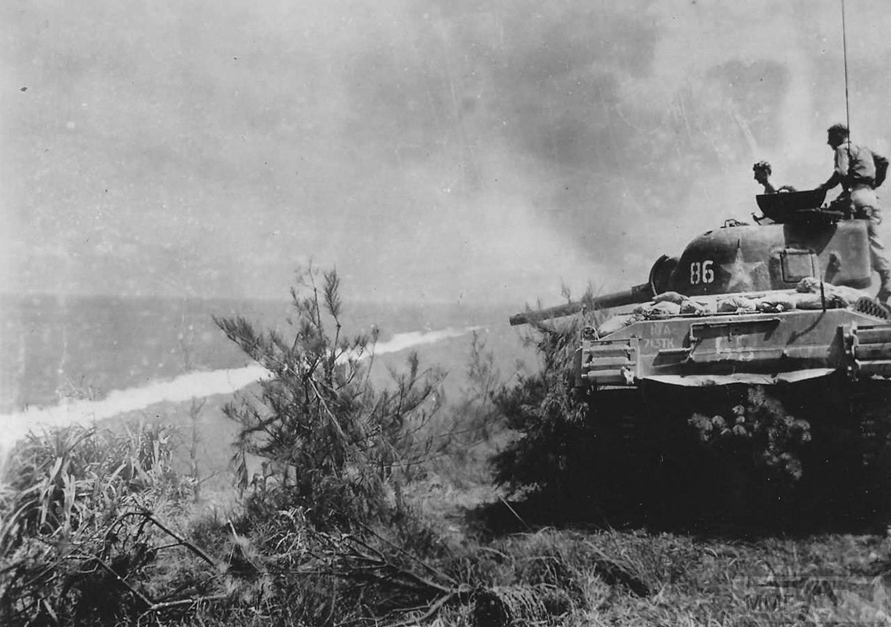 14663 - Военное фото 1941-1945 г.г. Тихий океан.