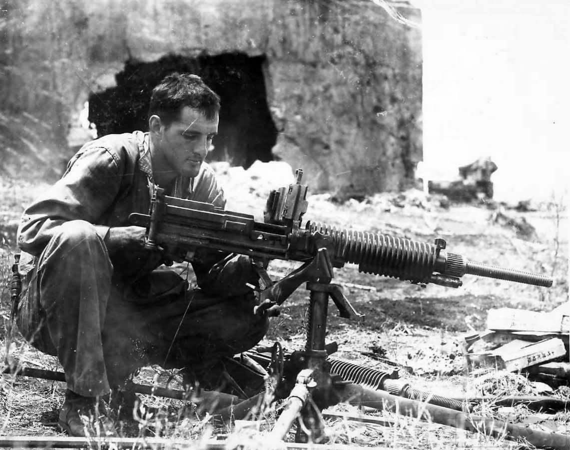 14689 - Военное фото 1941-1945 г.г. Тихий океан.