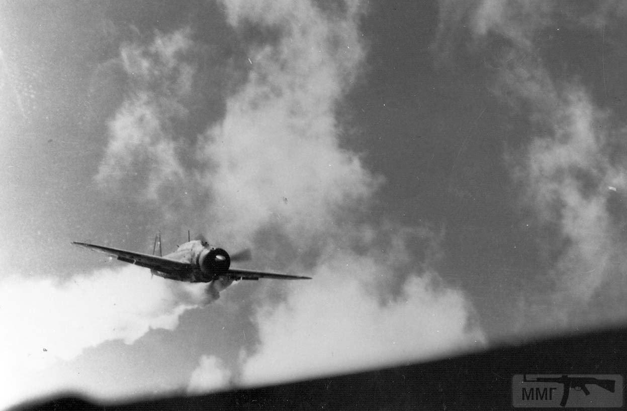 14695 - Военное фото 1941-1945 г.г. Тихий океан.